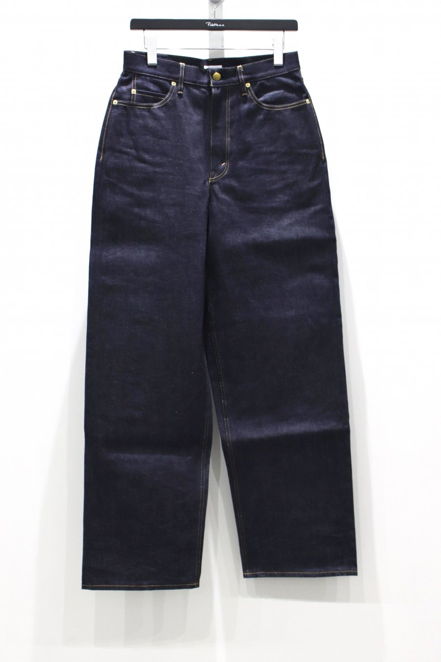 SOLARIS  SHAPE BOOTY DENIM PANTS QUATERHORSE<img class='new_mark_img2' src='https://img.shop-pro.jp/img/new/icons15.gif' style='border:none;display:inline;margin:0px;padding:0px;width:auto;' />