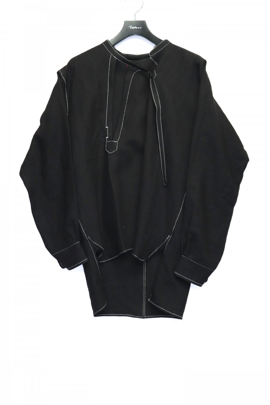 LEH  Band Top Shirt(BLACK)<img class='new_mark_img2' src='https://img.shop-pro.jp/img/new/icons15.gif' style='border:none;display:inline;margin:0px;padding:0px;width:auto;' />