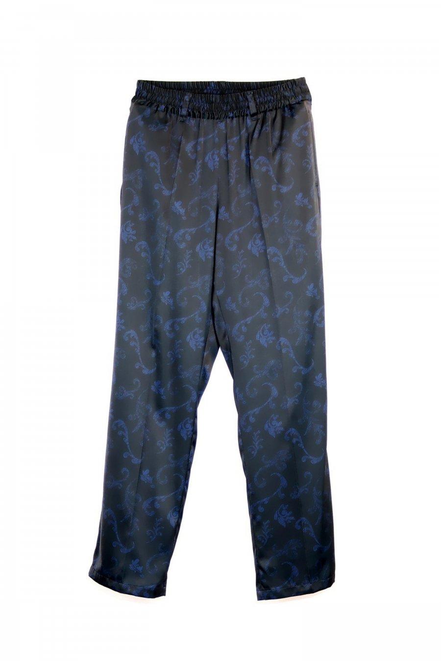 elephant TRIBAL fabrics  Resort Easy PT BLACK(バロック柄)<img class='new_mark_img2' src='https://img.shop-pro.jp/img/new/icons15.gif' style='border:none;display:inline;margin:0px;padding:0px;width:auto;' />