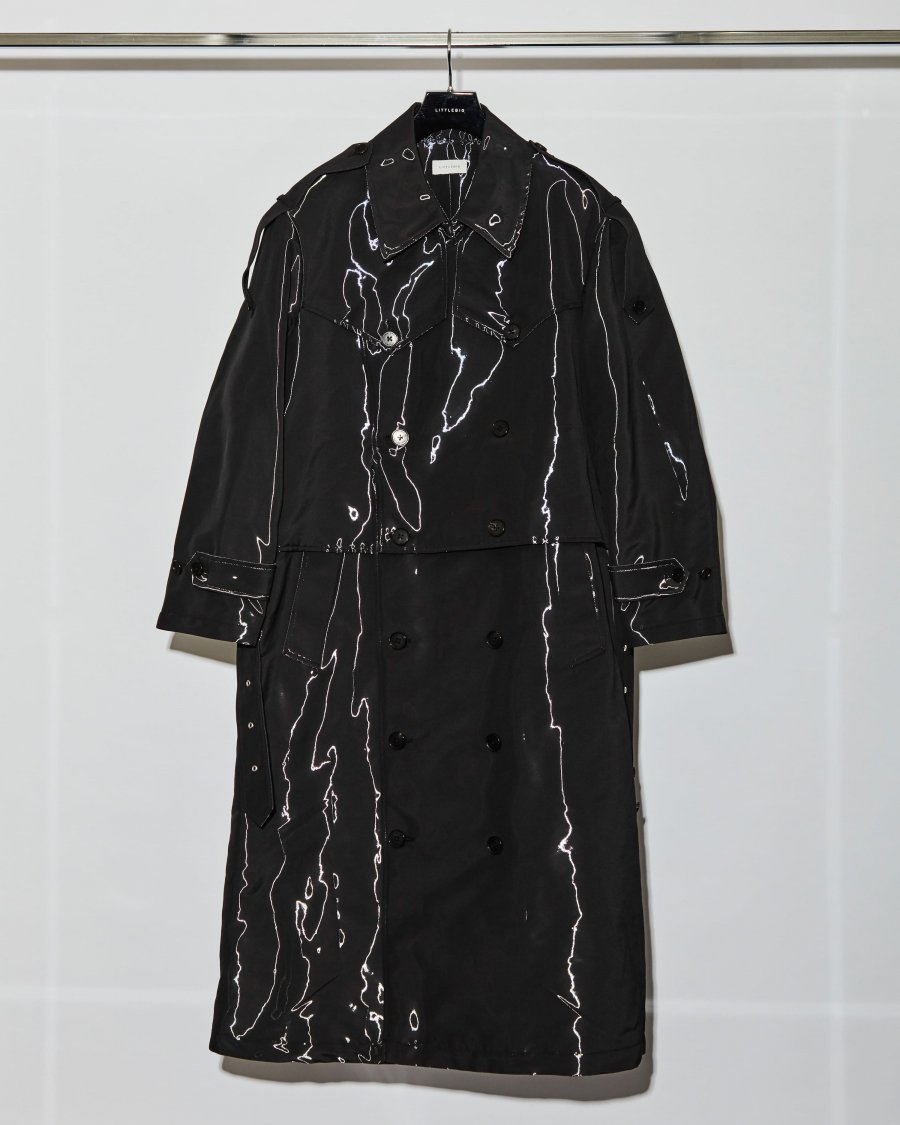 LITTLEBIG  Removable Trench Coat<img class='new_mark_img2' src='https://img.shop-pro.jp/img/new/icons15.gif' style='border:none;display:inline;margin:0px;padding:0px;width:auto;' />
