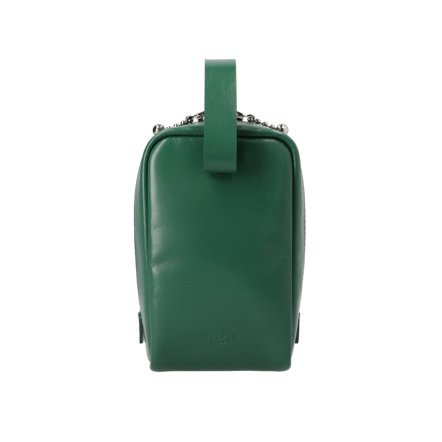 【21AW先行予約】BELPER BOX(GREEN)※7月入荷予定予約品(4月23日 23:59 締め切り)<img class='new_mark_img2' src='https://img.shop-pro.jp/img/new/icons15.gif' style='border:none;display:inline;margin:0px;padding:0px;width:auto;' />