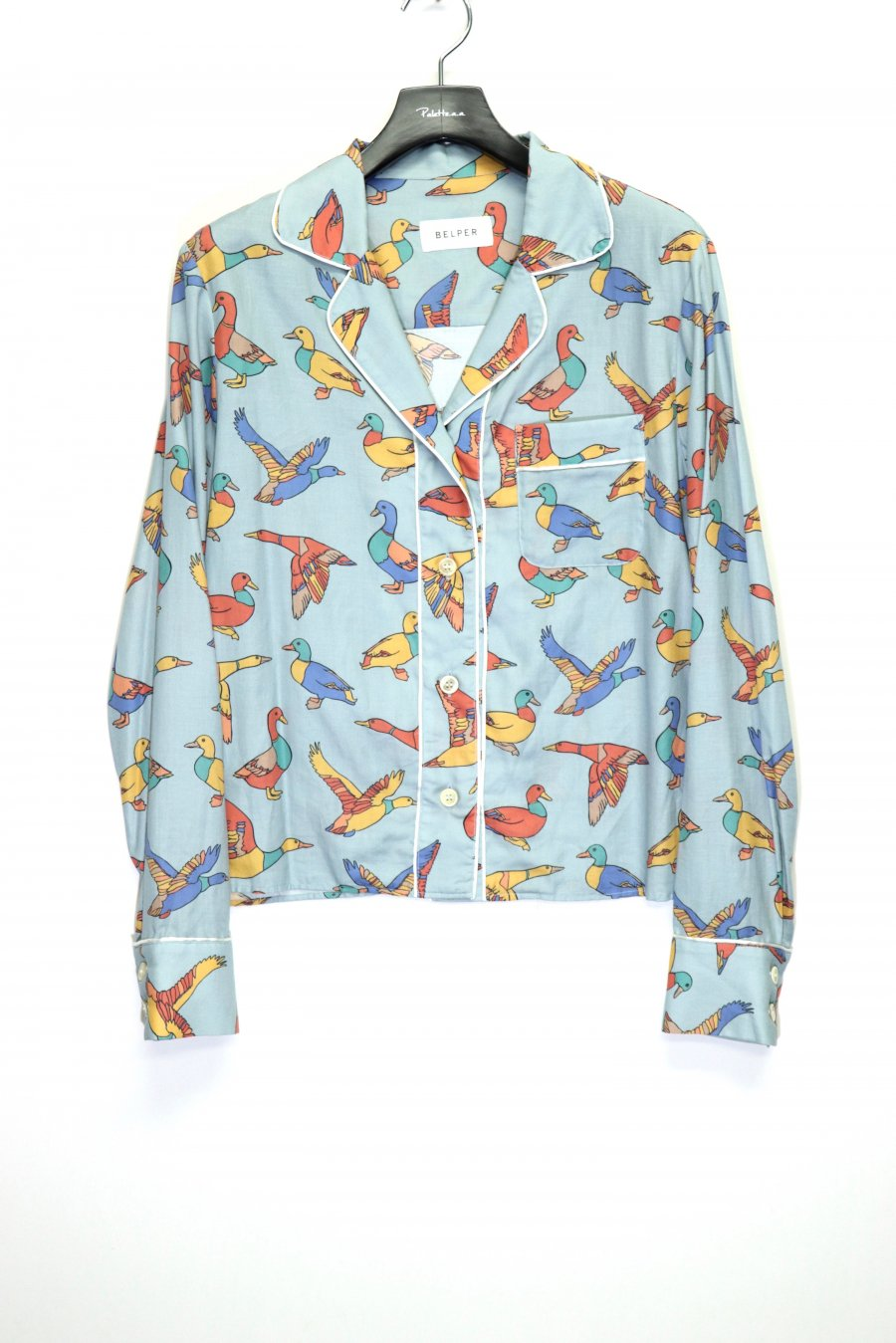 【20%OFF】BELPER  print shirts<img class='new_mark_img2' src='https://img.shop-pro.jp/img/new/icons20.gif' style='border:none;display:inline;margin:0px;padding:0px;width:auto;' />
