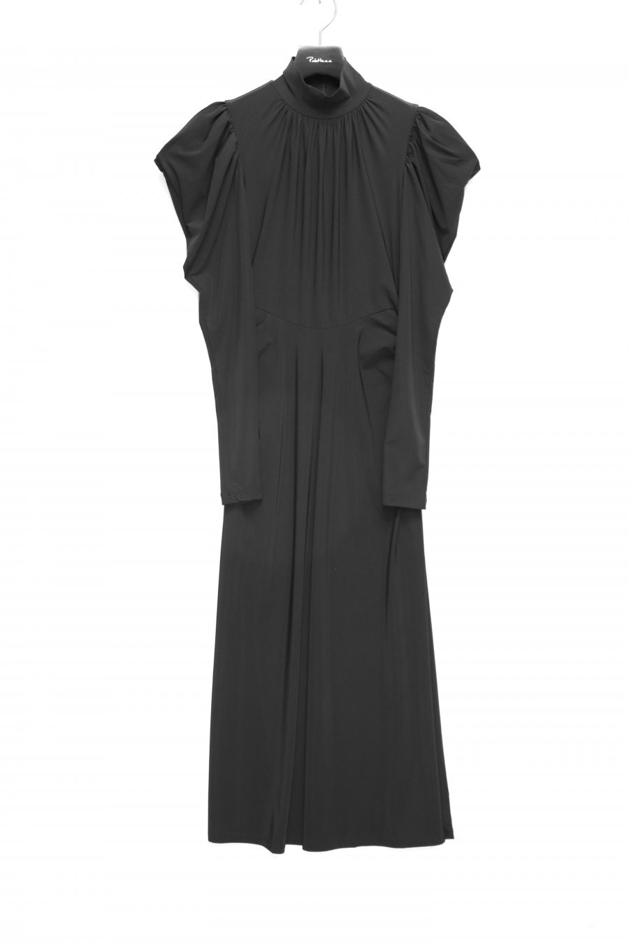 FETICO  Gathered jersey Dress<img class='new_mark_img2' src='https://img.shop-pro.jp/img/new/icons15.gif' style='border:none;display:inline;margin:0px;padding:0px;width:auto;' />