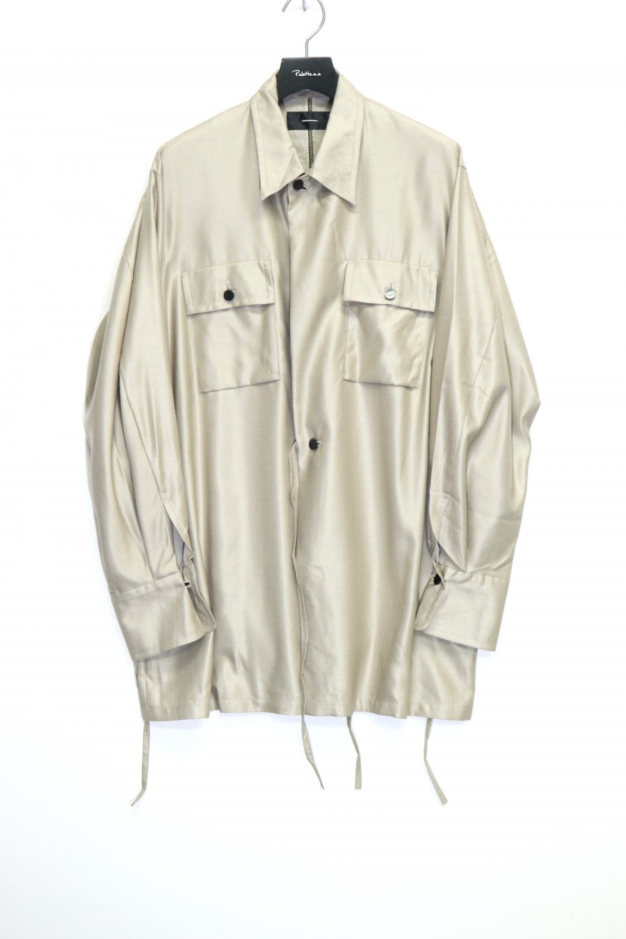 【20%OFF】[ー]Minus   FATIGUE SHIRT JACKET(GOLD)<img class='new_mark_img2' src='https://img.shop-pro.jp/img/new/icons20.gif' style='border:none;display:inline;margin:0px;padding:0px;width:auto;' />