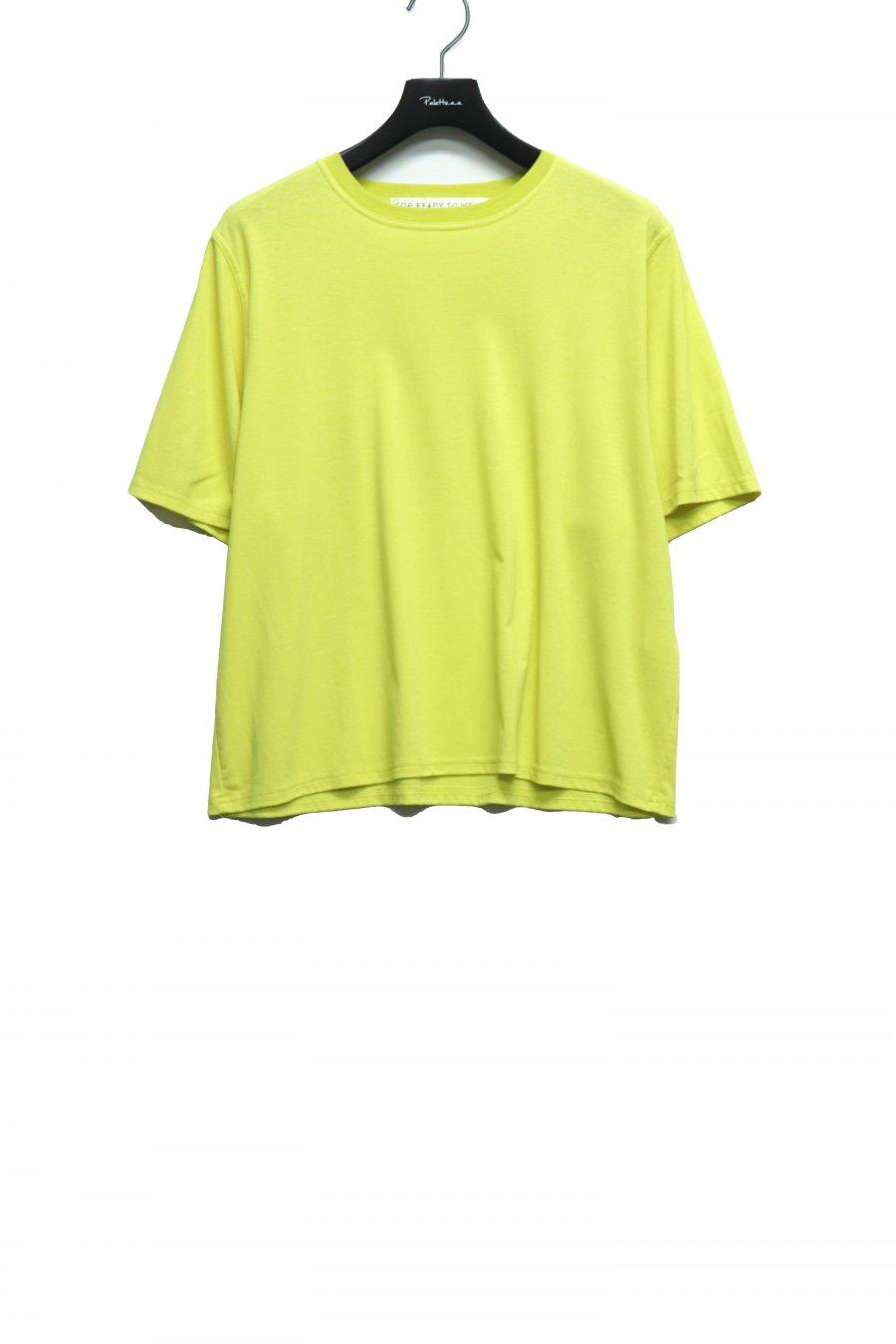 soe  Crewneck T-shirt<img class='new_mark_img2' src='https://img.shop-pro.jp/img/new/icons15.gif' style='border:none;display:inline;margin:0px;padding:0px;width:auto;' />