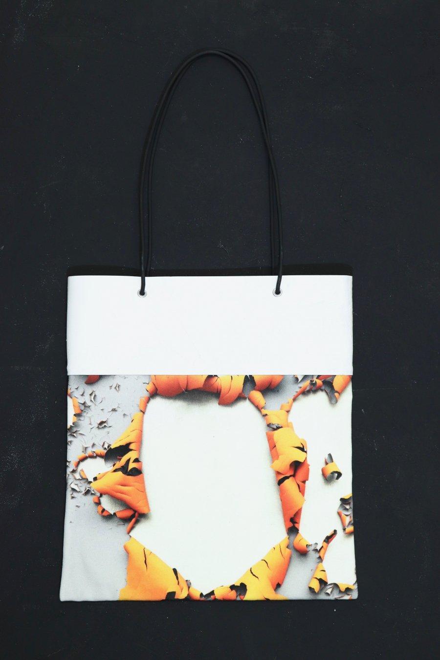 KAGARI YUSUKE  壁布 トートバッグ(松本) ※9月入荷予定予約品