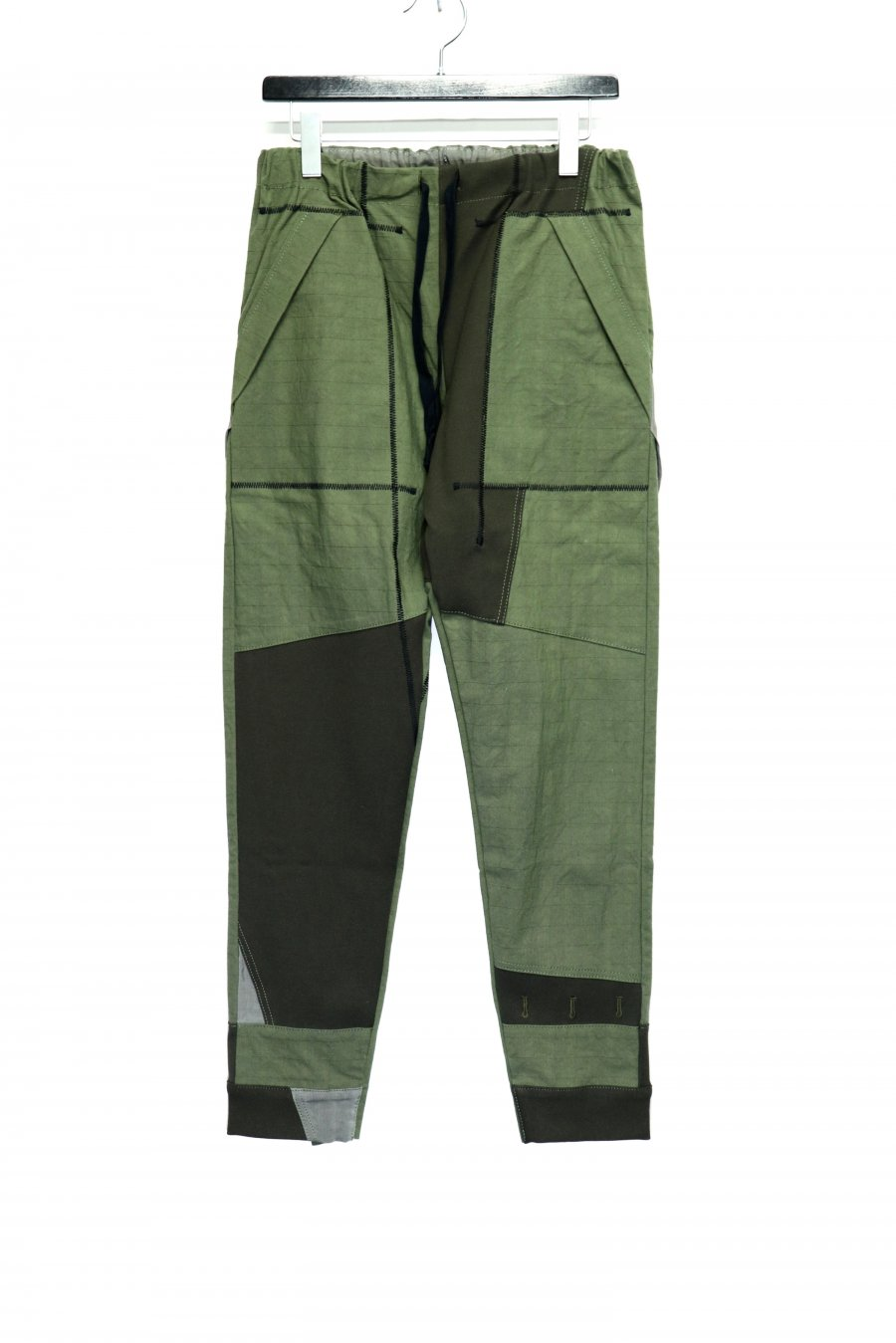 LEH  DACHWORK TAPERED PANTS<img class='new_mark_img2' src='https://img.shop-pro.jp/img/new/icons15.gif' style='border:none;display:inline;margin:0px;padding:0px;width:auto;' />