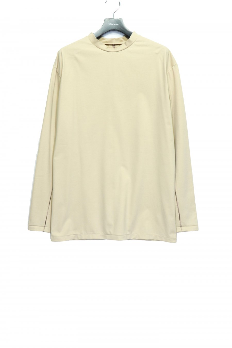 [ー]Minus  LONG SLEEVE (BEIGE)<img class='new_mark_img2' src='https://img.shop-pro.jp/img/new/icons15.gif' style='border:none;display:inline;margin:0px;padding:0px;width:auto;' />
