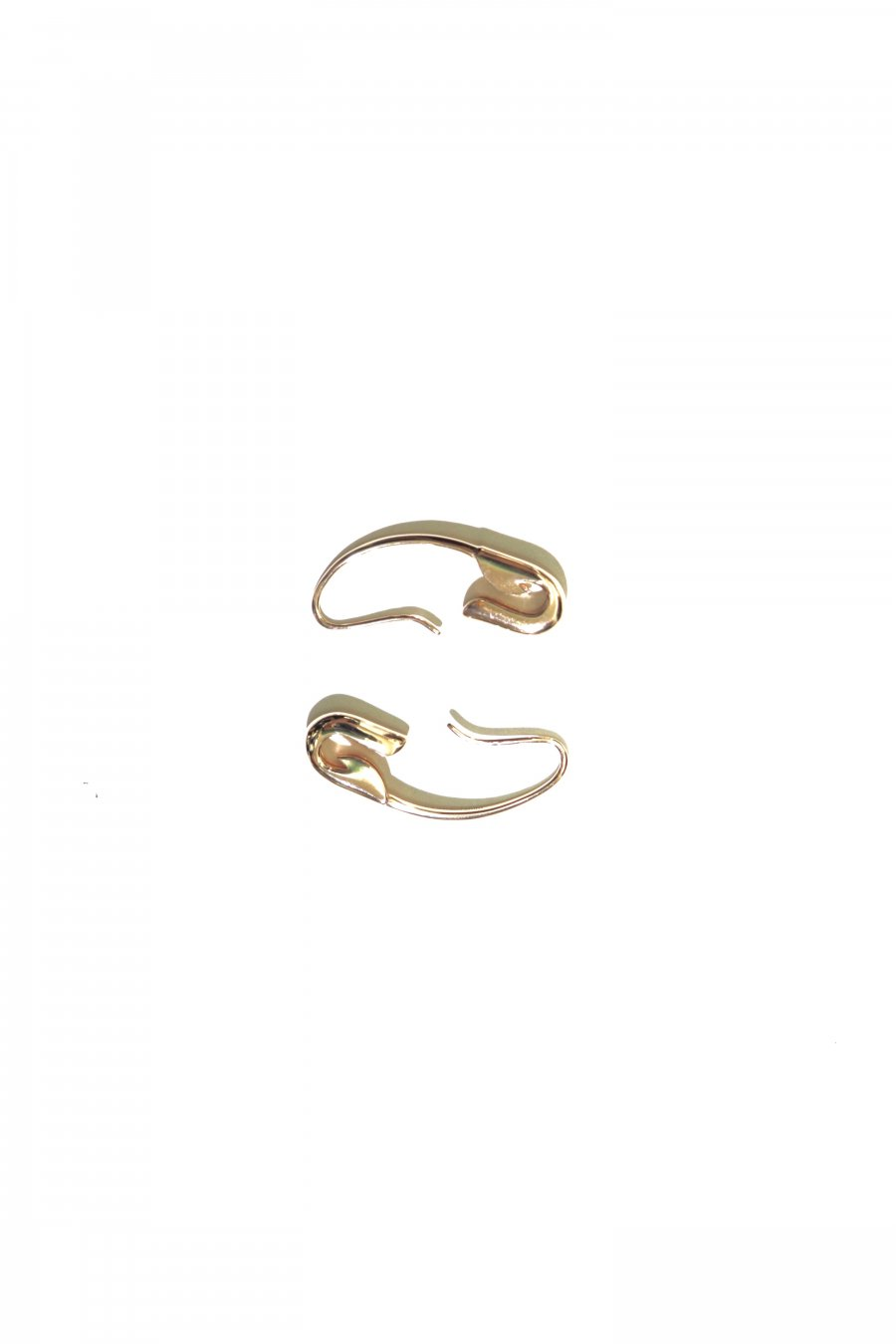SYU.HOMME/FEMM  Safety pin pierce for silver925(Pink Gold)<img class='new_mark_img2' src='https://img.shop-pro.jp/img/new/icons15.gif' style='border:none;display:inline;margin:0px;padding:0px;width:auto;' />