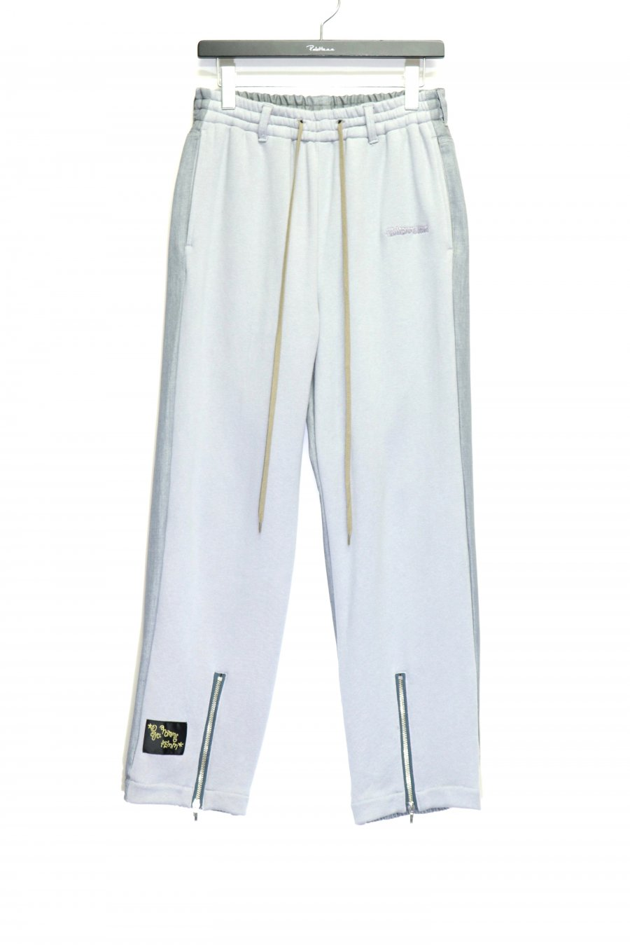 SYU.HOMME/FEMM  Docking Pants(GRAY)<img class='new_mark_img2' src='https://img.shop-pro.jp/img/new/icons15.gif' style='border:none;display:inline;margin:0px;padding:0px;width:auto;' />