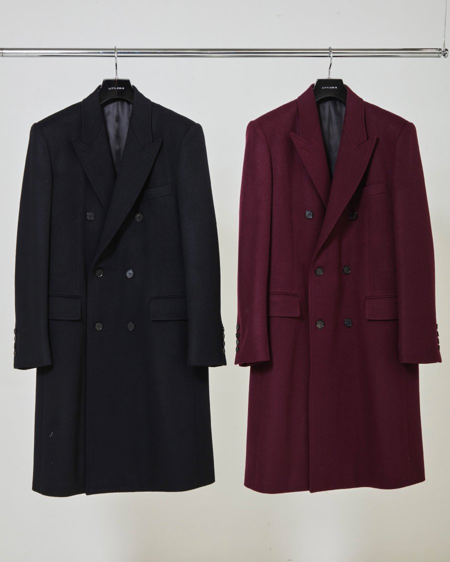 LITTLEBIG  6B Chester Field Coat(BLACK)<img class='new_mark_img2' src='https://img.shop-pro.jp/img/new/icons15.gif' style='border:none;display:inline;margin:0px;padding:0px;width:auto;' />