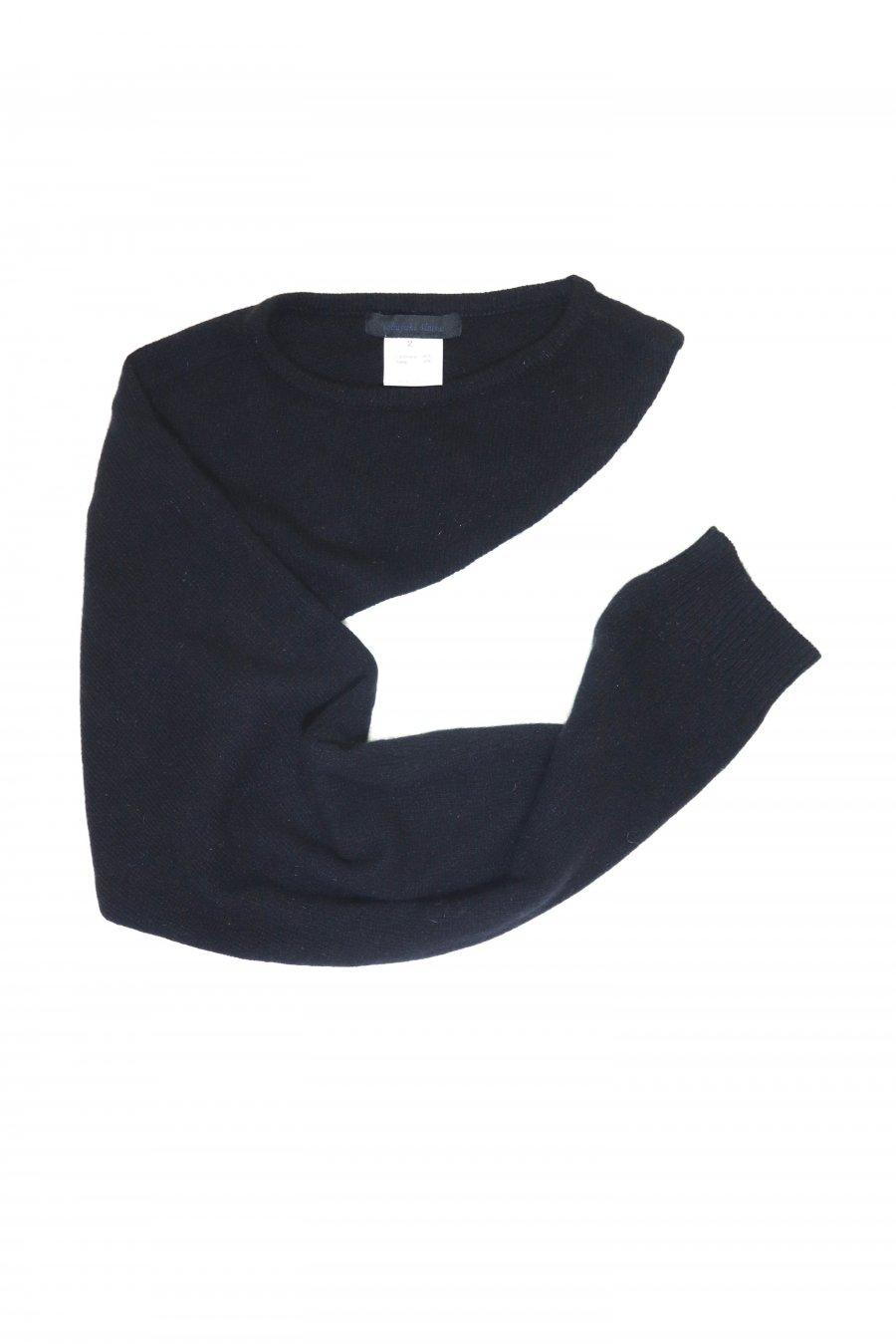 Nobuyuki Matsui  Sable one side sleeve (BLACK)<img class='new_mark_img2' src='https://img.shop-pro.jp/img/new/icons15.gif' style='border:none;display:inline;margin:0px;padding:0px;width:auto;' />