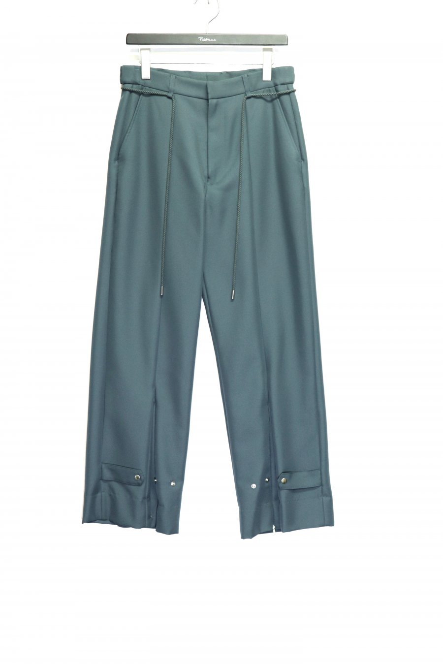 SYU.HOMME/FEMM  Nuskater pants type Po(D.GRAY)<img class='new_mark_img2' src='https://img.shop-pro.jp/img/new/icons15.gif' style='border:none;display:inline;margin:0px;padding:0px;width:auto;' />