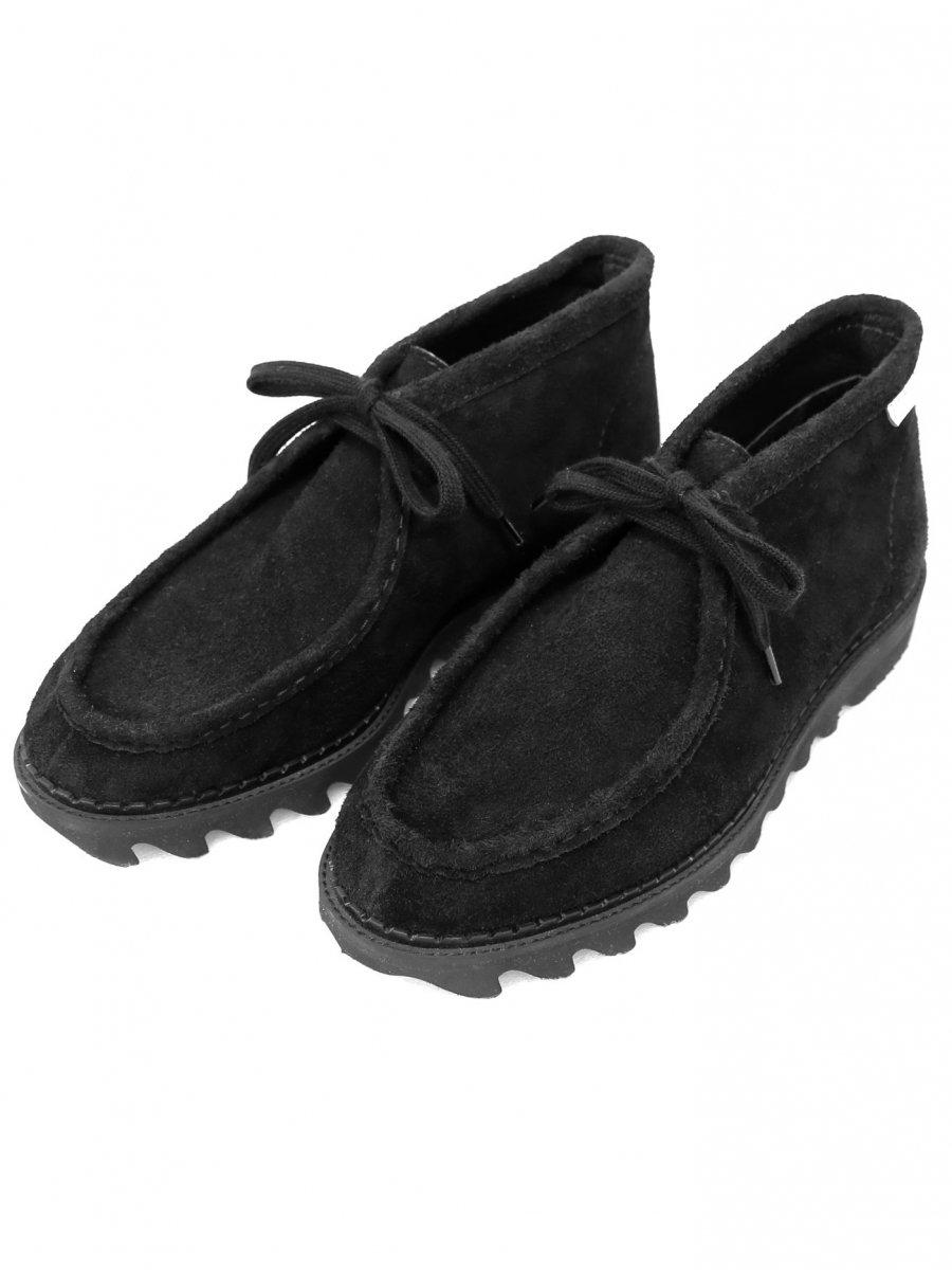 elephant TRIBAL fabrics  William shark sole boots<img class='new_mark_img2' src='https://img.shop-pro.jp/img/new/icons15.gif' style='border:none;display:inline;margin:0px;padding:0px;width:auto;' />