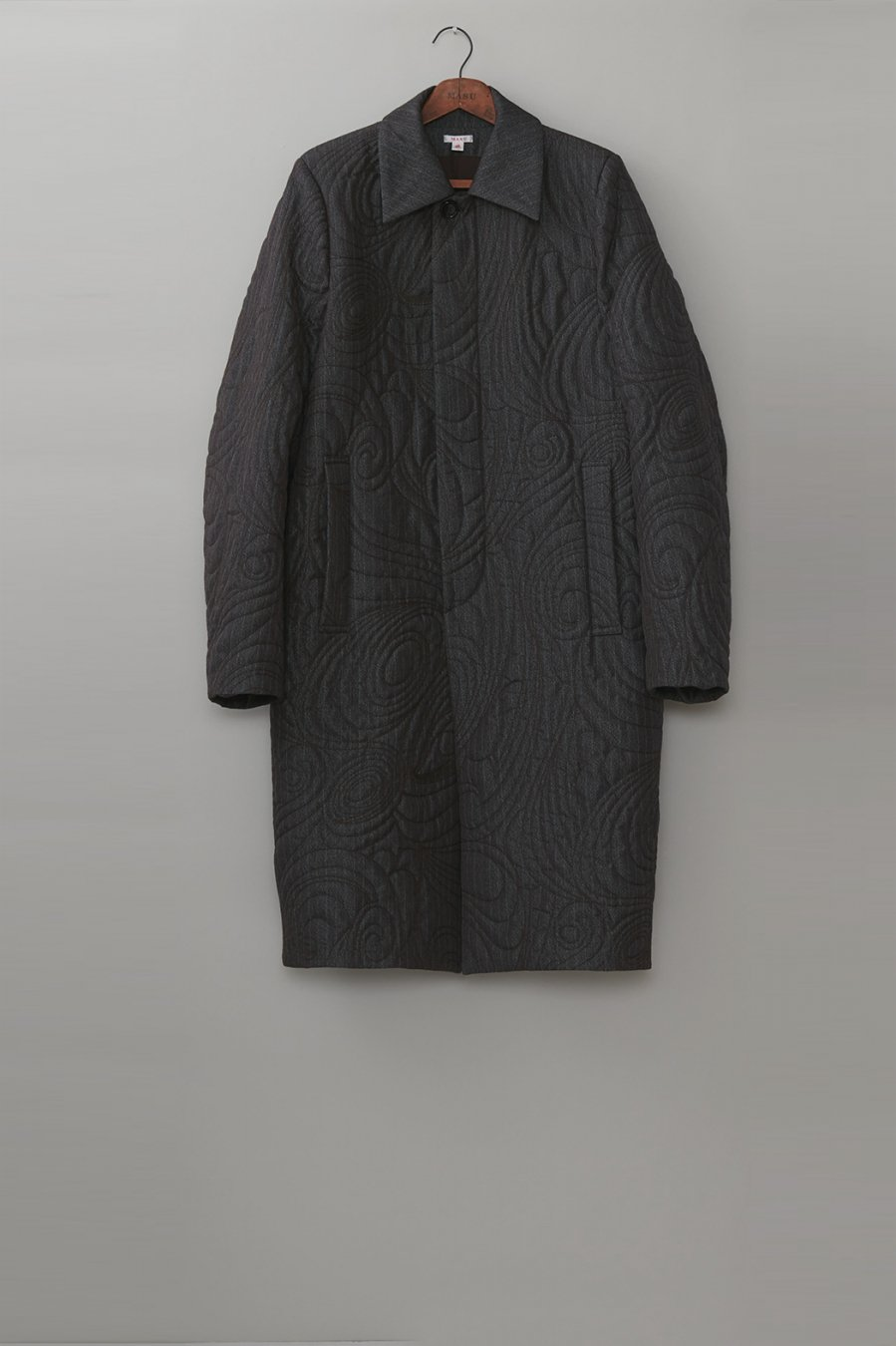 MASU  MORPHO QUILTING COAT<img class='new_mark_img2' src='https://img.shop-pro.jp/img/new/icons15.gif' style='border:none;display:inline;margin:0px;padding:0px;width:auto;' />