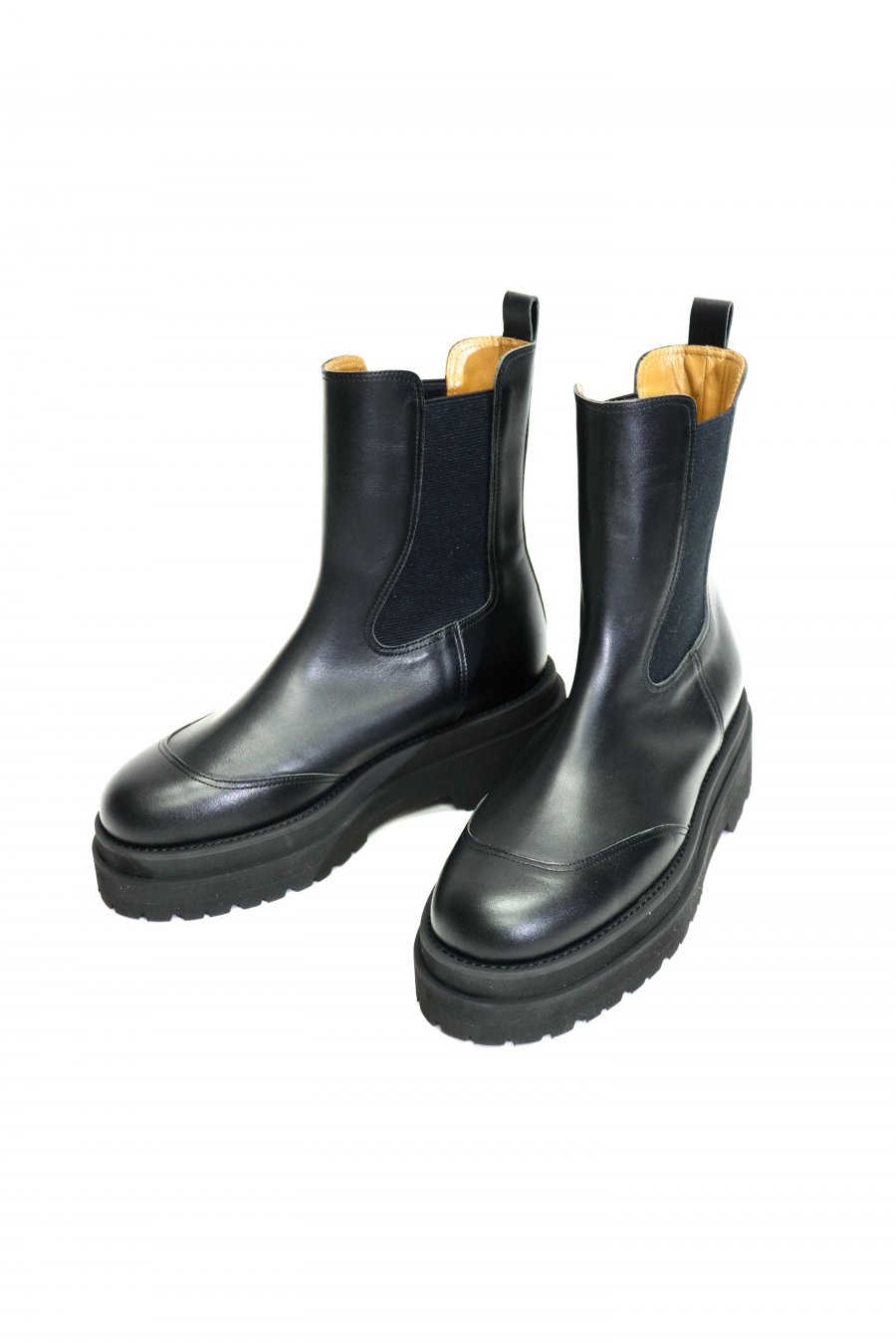 JOHN MASON SMITH  SIDE GORE BOOTS<img class='new_mark_img2' src='https://img.shop-pro.jp/img/new/icons15.gif' style='border:none;display:inline;margin:0px;padding:0px;width:auto;' />