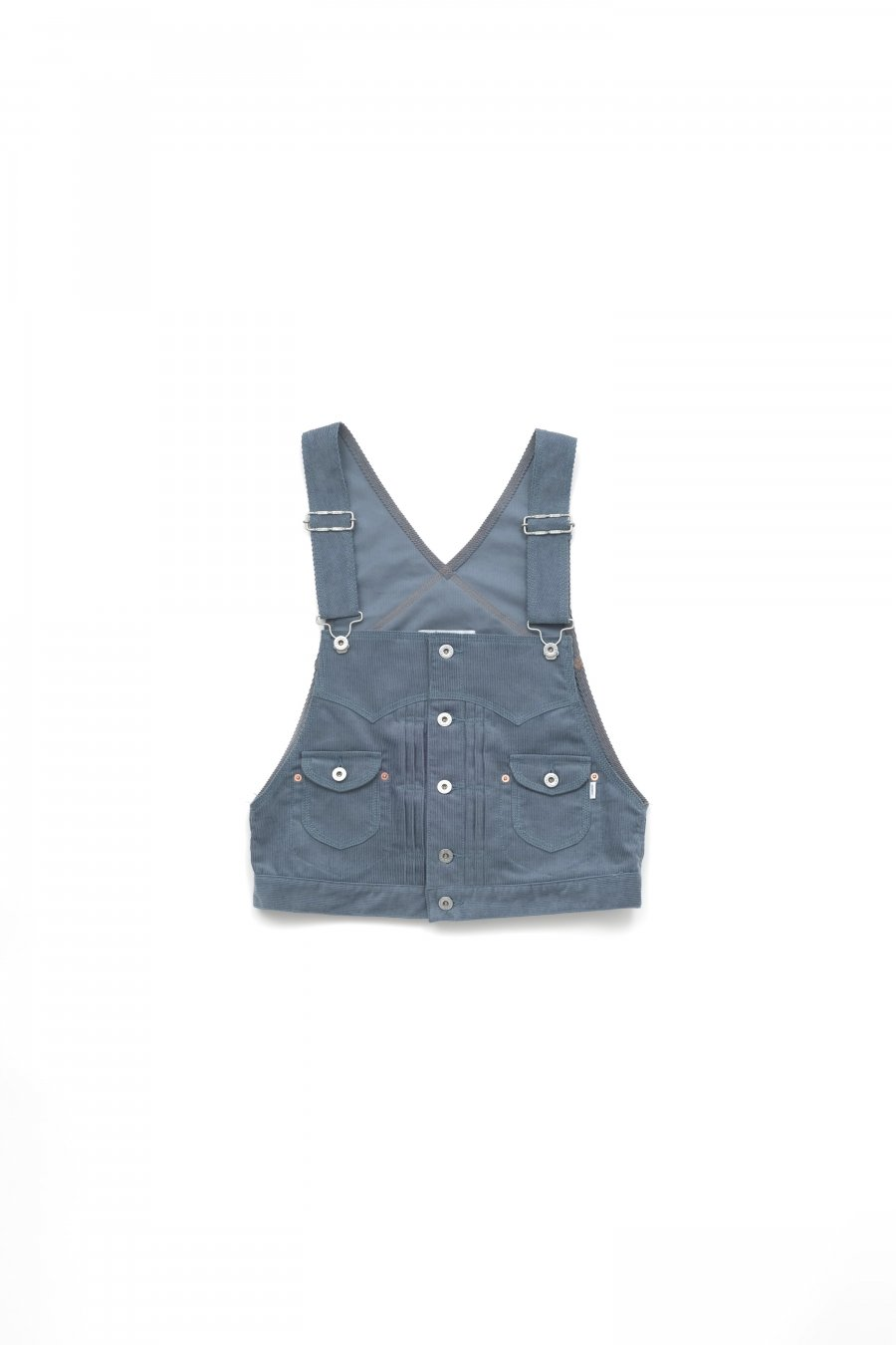 SUGARHILL  CORDUROY VEST(BLUE)<img class='new_mark_img2' src='https://img.shop-pro.jp/img/new/icons15.gif' style='border:none;display:inline;margin:0px;padding:0px;width:auto;' />