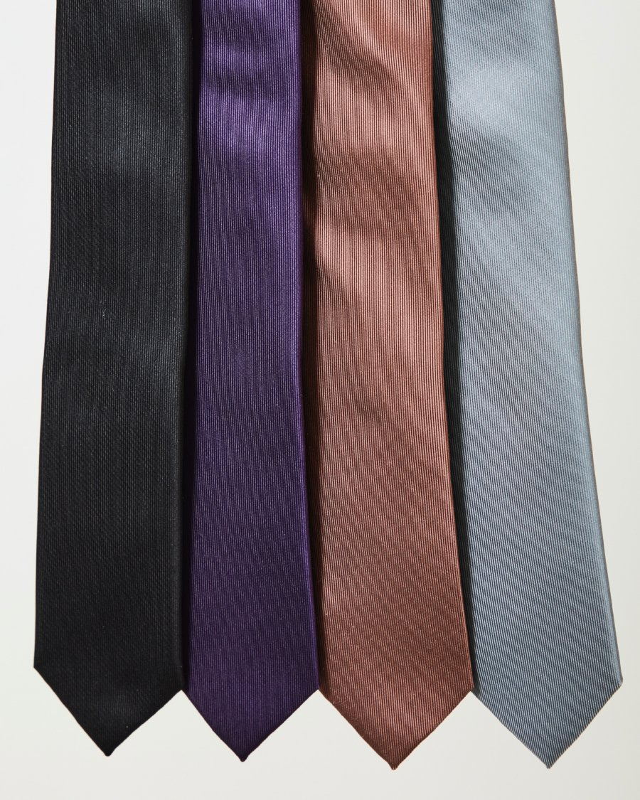 LITTLEBIG  21aw Silk Tie(Black or Purple or Grey)<img class='new_mark_img2' src='https://img.shop-pro.jp/img/new/icons15.gif' style='border:none;display:inline;margin:0px;padding:0px;width:auto;' />