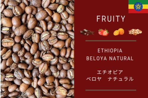ETHIOPIA Yirgacheffe -エチオピア イルガチェフェ- 300g