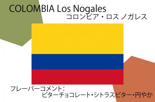 COLOMBIA Los Nogales - コロンビア・ロス ノガレス- 300g