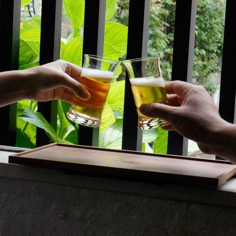 金竹 ビールグラス