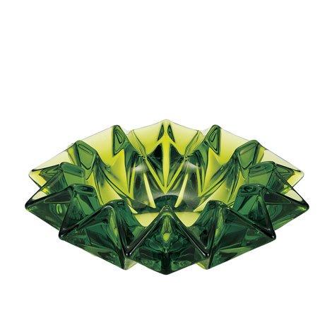 北壁 灰皿 緑