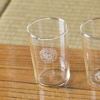復活ビールグラス 横ロゴ