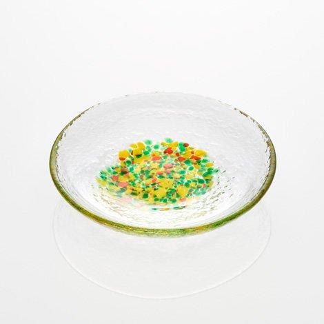 小さなお皿 キイロ