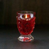ゴブレット キャンドル 赤ワイン
