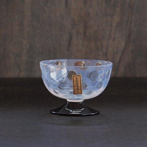 大正浪漫 氷コップ 水玉