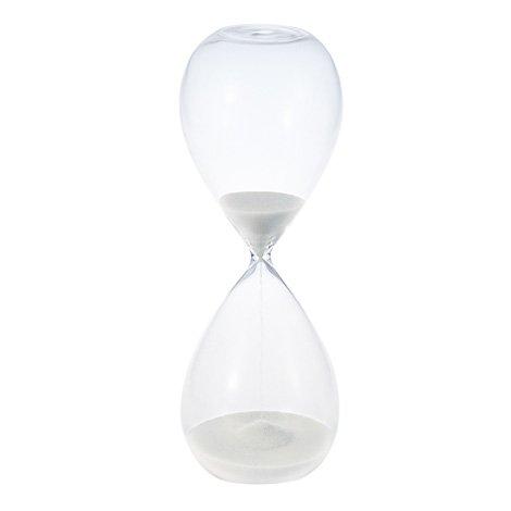 砂時計 30分 白