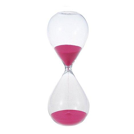 砂時計 30分 パッションピンク