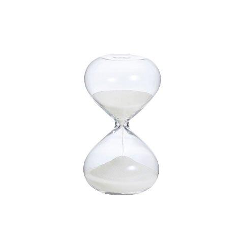 砂時計 4分 白