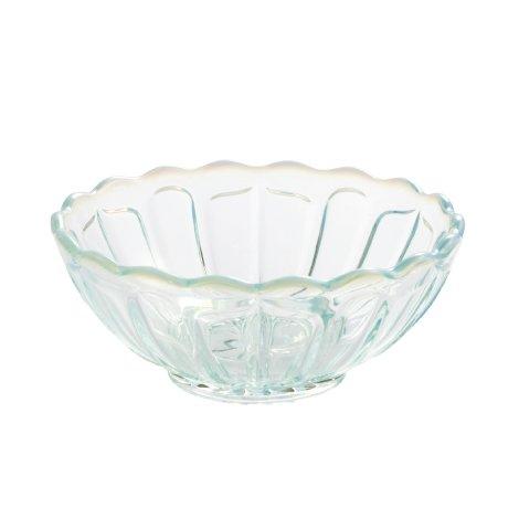 雪の花 小鉢 ブルー