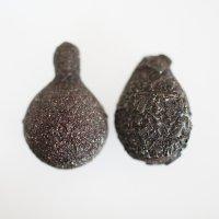 ボージャイストーンペア Boji Stone/米国カンサス州産