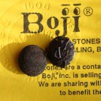 ボージャイストーンペア【D】 mini  Boji Stone