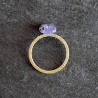 【NO.428×LT】Brass Ring タンザナイト