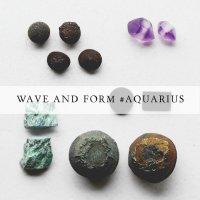 【Melody♪Work 12】波と構造 WAVE AND FORM #水瓶座/メロディクリスタルワーク