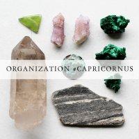 【Melody♪Work 11】組織化 ORGANIZATION #山羊座/メロディクリスタルワーク