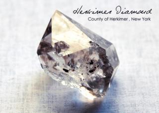 ハーキマーダイヤモンド/NY州産 01