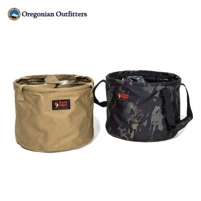 Oregonian Camper オレゴニアンキャンパー タイニー キャンプバケット OCB2034【アウトドア 焚き火 ソロキャンプ用品 マット レジャーシート BBQ】