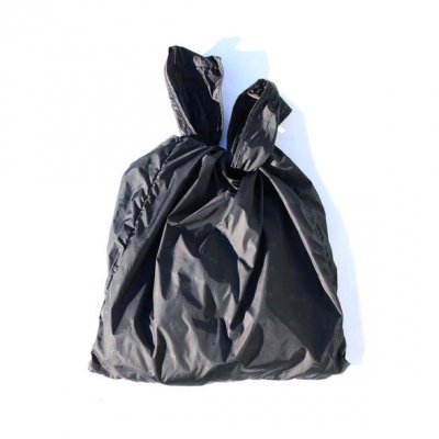 NANGA ナンガ メンズ レディース POCKETABLE ECOBAG(Emboss) ポケッタブルエコバッグ【レジ袋 収納 大きめ 折りたたみ 超軽量 コンパクト トートバッグ 男性 女性】