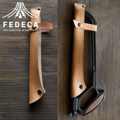 FEDECA フェデカ Bushcraft Saw(フ?ッシュクラフトソー) 専用レザーケース【登山 BBQ ソロキャンプ ブッシュクラフト アウトドア】
