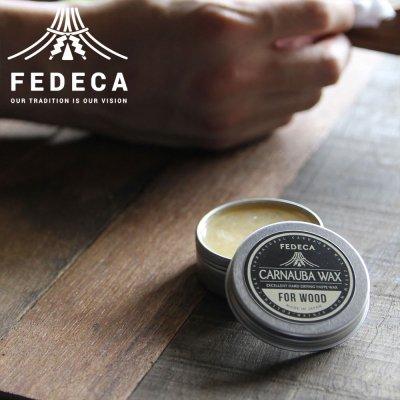 FEDECA(フェデカ) カルナバワックス 25g