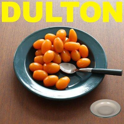 DULTON ダルトン エナメル プレート S K19-0102【お皿 深皿 小皿 洋食器 和食器 ホーロー 調理器具 キッチン用品 北欧風 雑貨 ソロキャンプ アウトドア かわいい おしゃれ】