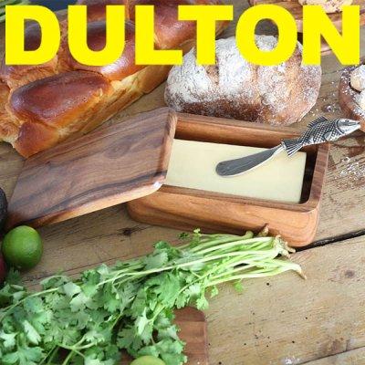 DULTON ダルトン アカシア ウッド バター ケース K20-0157【木製 保存容器 保存ケース 調理器具 キッチン用品 北欧風 インテリア 雑貨 ソロキャンプ かわいい おしゃれ】