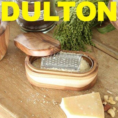 DULTON ダルトン アカシア ウッド チーズ グレーター ウィズ リッド K20-0158【木製 チーズ削り 削り器 調理器具 キッチン用品 北欧風 雑貨 ソロキャンプ かわいい おしゃれ】