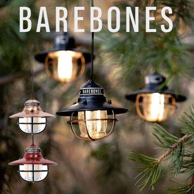 Barebones Living ベアボーンズ リビング ミニエジソンペンダントライトLED 20230006【LEDランプ 防災ランプ 防災グッズ ライト 照明 寝室 キャンプ用品】