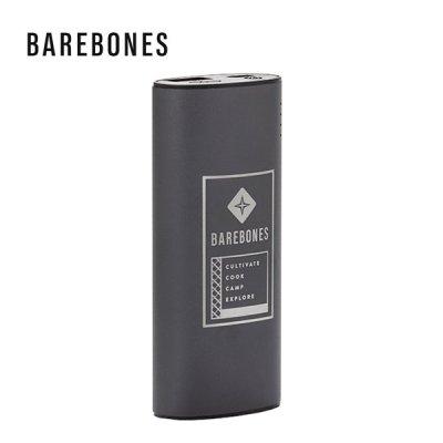 Barebones Living ベアボーンズ リビング ポータブルチャージャー 20230008【バッテリー 電池 携帯 軽量 防災グッズ 防災用品 ライト 照明 キャンプ用品】