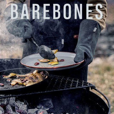 Barebones Living ベアボーンズ リビング オープンファイヤーグローブ 20234005【レザー 手袋 耐熱 耐火 料理 BBQ たき火 焚き火 焚火 キャンプ アウトドア】
